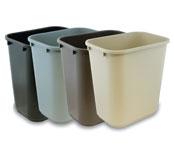 28 qt. Wastebasket