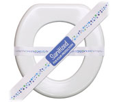 Toilet Seat Bands 1000/bx.