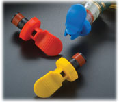 Plastic Bottle Stopper; 3/pk.