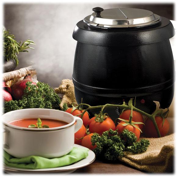 10 Quart Soup Warmer National Hospitality Supply