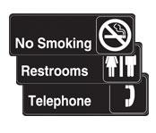 Public Symbol Signage 9