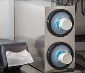 EZ-Fit 2 Unit Cup Dispenser
