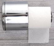 Reserve Roll Toilet Tissue Dispenser