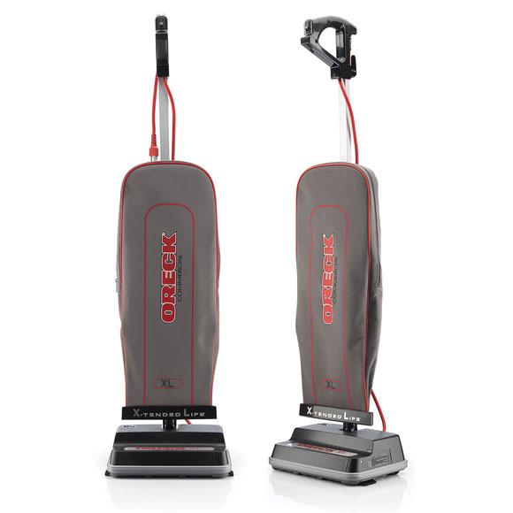 "Oreck 12"" LEED Compliant Commercial Vacuum"
