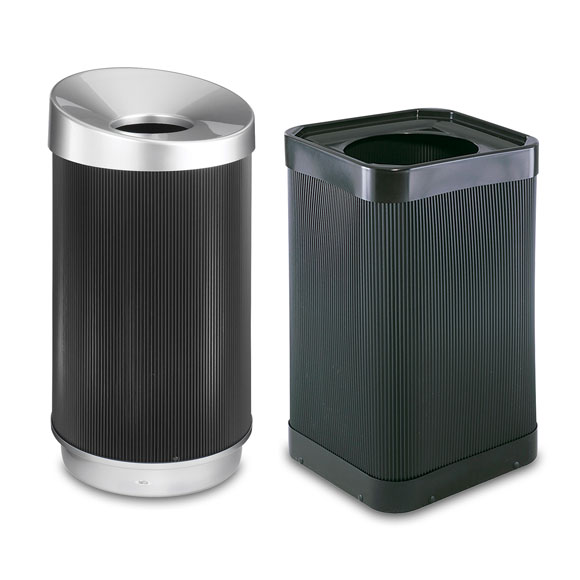 Safco At-Your-Disposal Waste Receptacles
