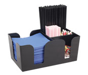 Bar Caddy w/ 6 Compartments