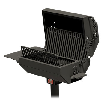 Barbecue Grills; Covered