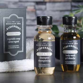 Beekman 1802 Dispensary Amenity Collection