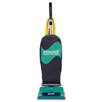 "Bissell BigGreen 13"" Lightweight Commercial Upright Vacuum"
