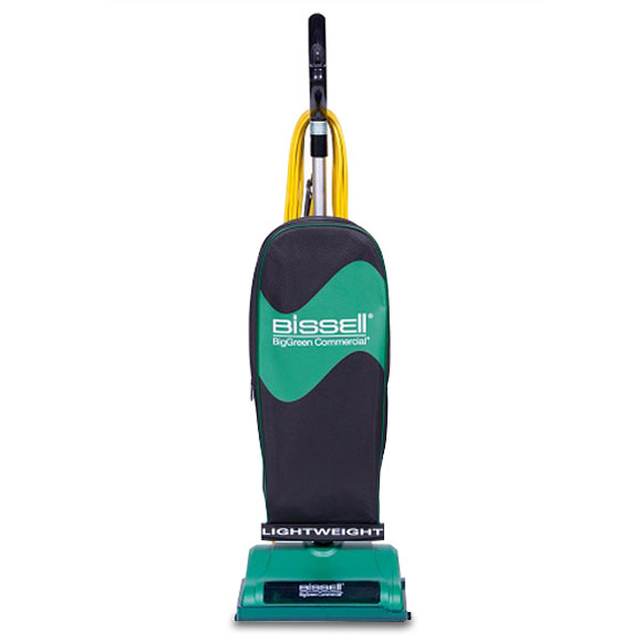 """Bissell BigGreen 13"""" Lightweight Commercial Upright Vacuum"""