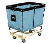 Royal Basket Elevated Laundry Trucks