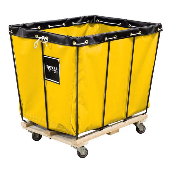 Royal Basket Removable Liner Laundry Trucks
