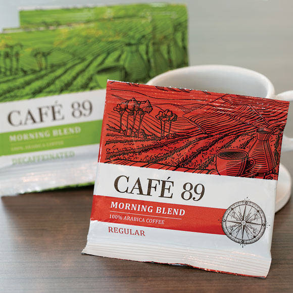Cafe '89 1-Cup Coffee Pods