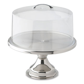 Cake Stand & Cover