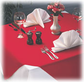 Embassy Polyester Tablecloths & Napkins