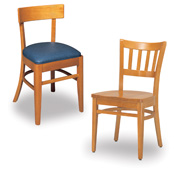 Wooden Restaurant/Banquet Chairs