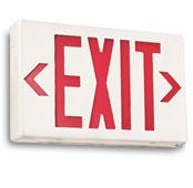 Exit Lights & Emergency Lights