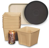 Ice Buckets & Room Trays