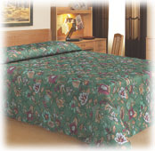 Poly / Cotton Blend Hotel Bedspreads