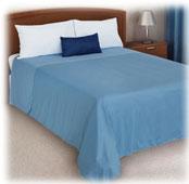 Unlined Hotel Bedspreads