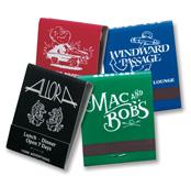 Custom Imprinted Matchbooks