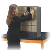 Lock Boxes & Lockers