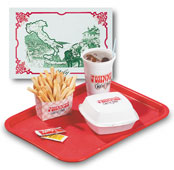 Food Trays & Placemats