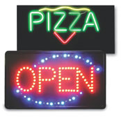 Lighted & Neon Signs