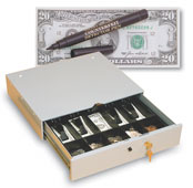 Cash Handling Supplies
