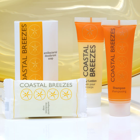 Coastal Breezes Soaps & Amenities