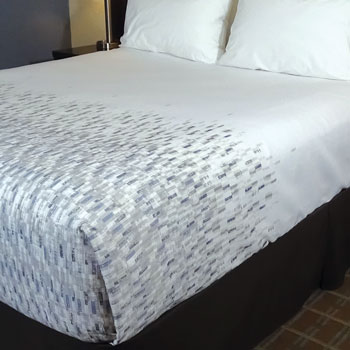 Cobblestone 100% Polyester Top Sheets