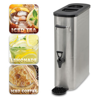 Cold Beverage Dispensers - 3 or 5 Gallon