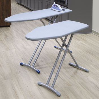"Compact Ironing Board w/Padded Cover - 13"" x 40"""