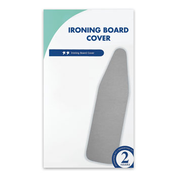 "Replacement Ironing Board ""Compact Size"" Cover"