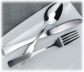 Concord Elite Heavyweight Flatware
