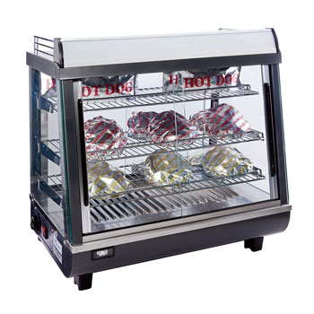 Countertop Heated Display Merchandisers