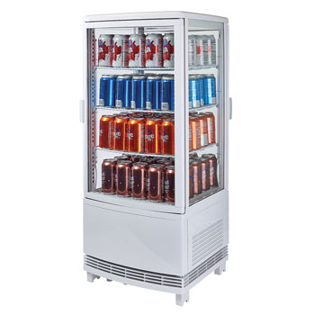Countertop Refrigerated Beverage Display