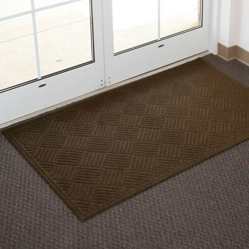 Aqua-Shield Crosshatch Entrance Mats