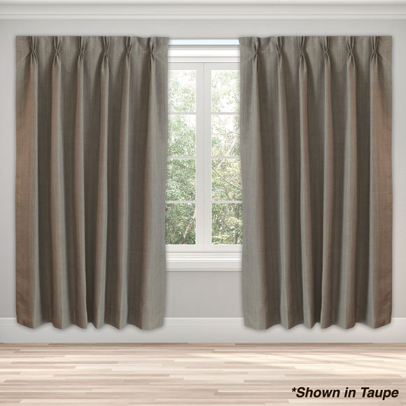 100% Polyester Trevira Custom Draperies - Elite