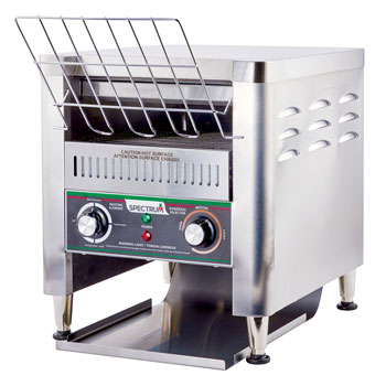 Electric Countertop Conveyor Toaster