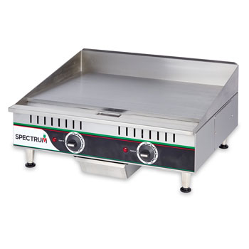 Spectrum Electric Countertop Griddles
