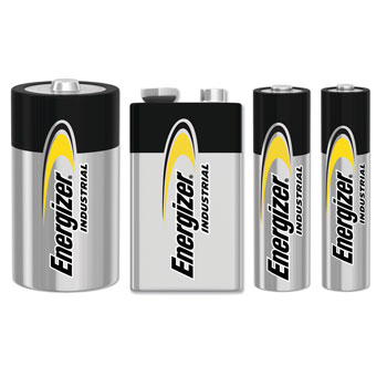 Energizer Industrial Professional Series Batteries