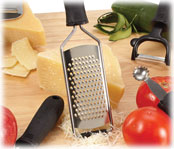 Winco Ergonomic Handle Cheese Graters