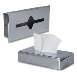 Facial Tissue Dispensers