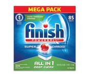 Finish Powerball Dishwasher Tabs - 85/bx.