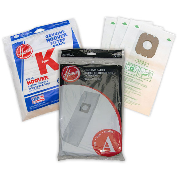 Genuine Hoover Vacuum Cleaner Bags | National Hospitality