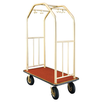 Glaro Deluxe Bellman Carts