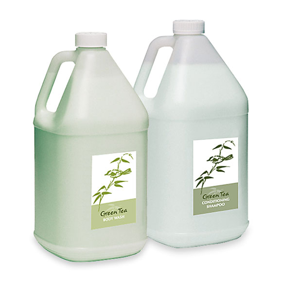 Green Tea 1 Liquid Gallon Amenities