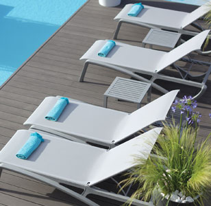 Grosfillex® Outdoor Furniture