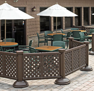 Grosfillex® Outdoor Patio Collection